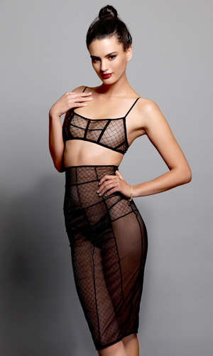 Coquettishly Couture Lingerie