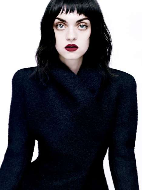 Snow White-Inspired Editorials