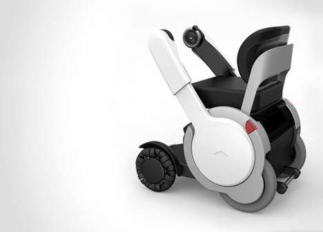 Versatile Mobile Wheelchairs