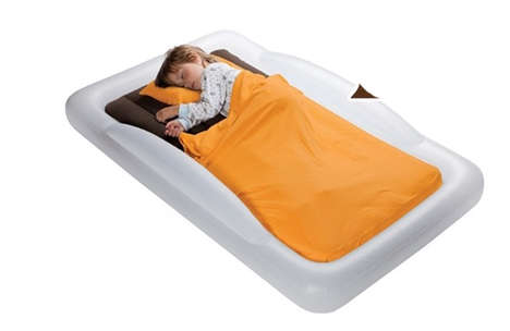 Tot-Sized Inflatable Beds