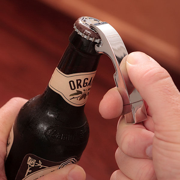 Alcoholic Beverage Opener USBs : flash drive bottle opener
