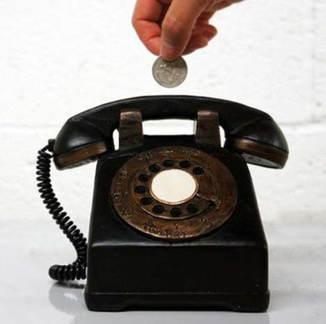 Vintage Phone Money Collectors