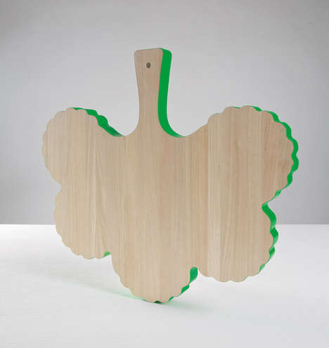 Quirky Vegetable Cutting Boards