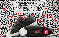Festive Sneaker Collabs