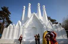 Annual Winter Celebrations (UPDATE) - Harbin's 2013 Ice and Snow Sculpture Festival is Impressive