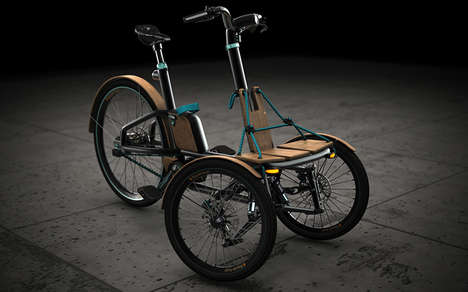 Intriguing Electric Tricycles