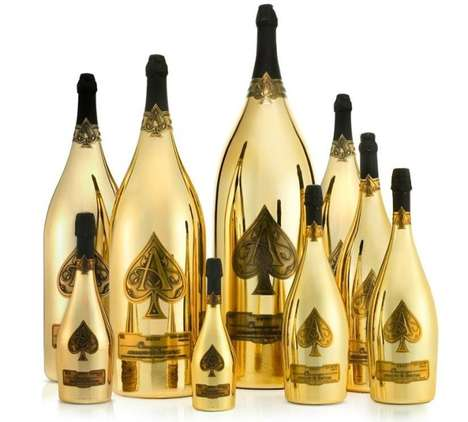 $215,000 Champagne Collections