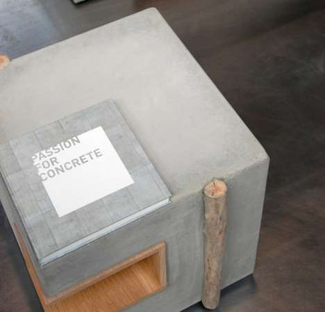 Concrete Coffee Tables