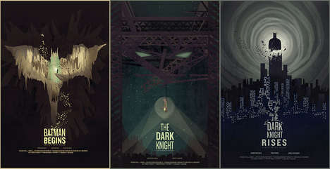 Moody Alternative Movie Posters