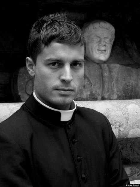 Handsome Priest Calendars