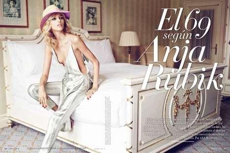 Effortlessly Glamorous Editorials