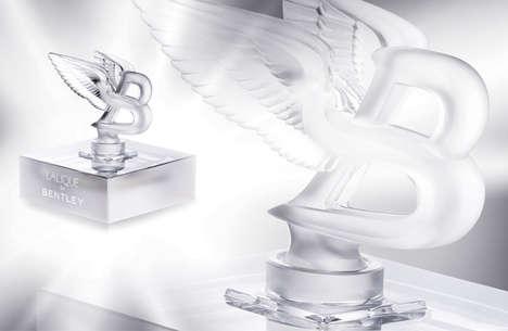 Crystallized Auto-Inspired Fragrances
