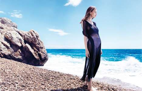 Monochromatic Seashore Editorials