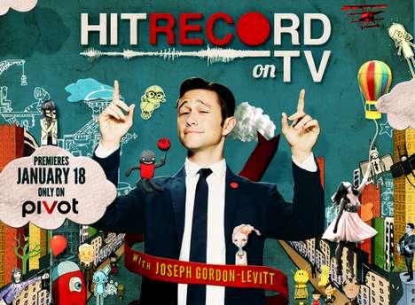 Creative Crowdsourced TV Shows