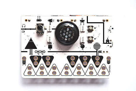 Circuit Board Musical Instruments