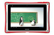 Animated Children's Tablets - The Dreamworks Android Tablet is Designed for Kids