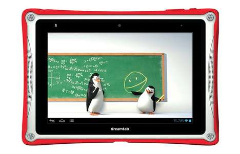 Animated Children's Tablets