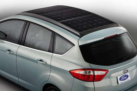 Solar-Paneled Cars