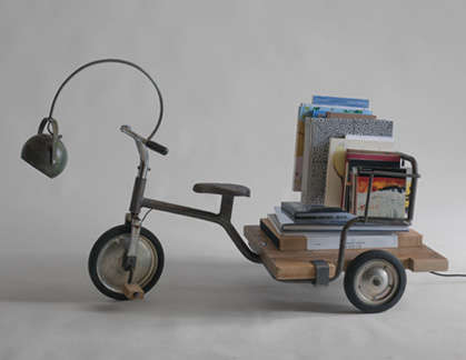 Antique Tricycle Libraries