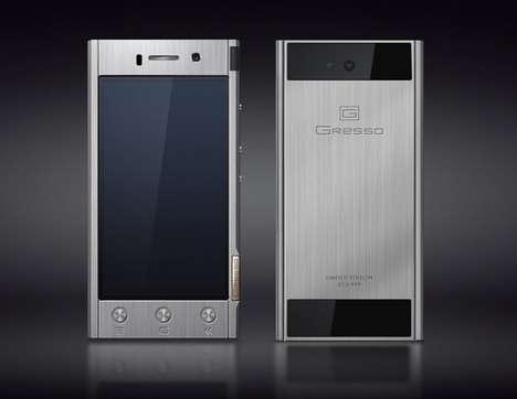 Lasting Titanium Smartphones