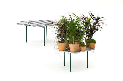 Potted Plant Furnishings