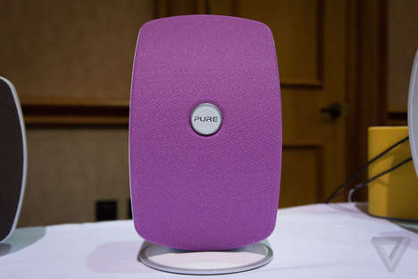 Pantone-Inspired Speakers