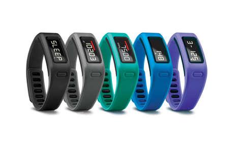Waterproof Fitness-Tracking Bracelets