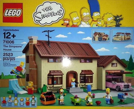 Classic Cartoon LEGO Sets