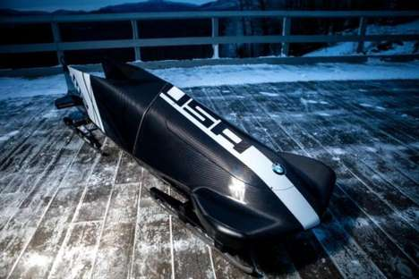 Iconic Automobile Brand Bobsleds