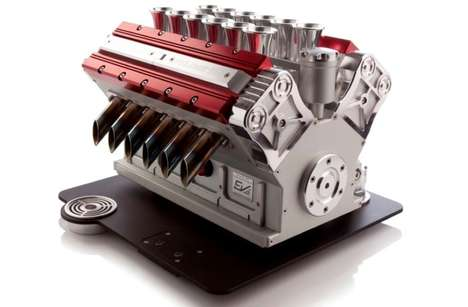 Car Engine Coffee Makers