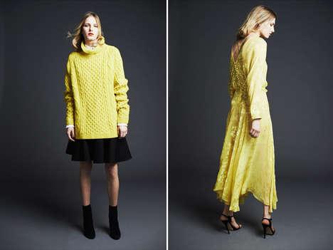 Feminine Moody Fashion