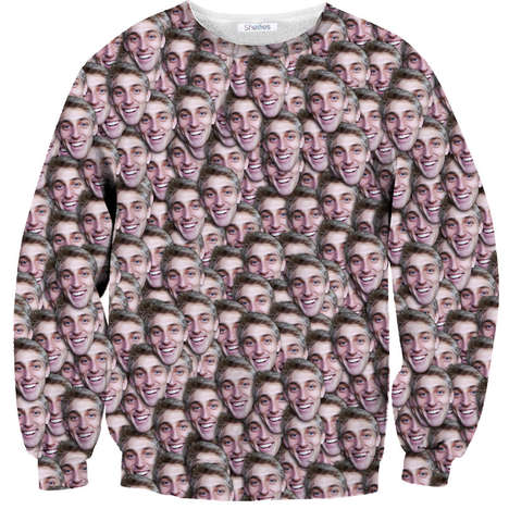 Customizable Selfie Sweaters
