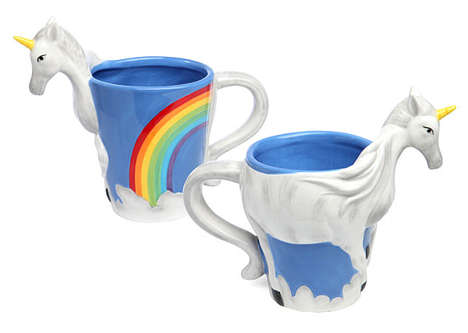 Mythical Steed Caffeine Holders