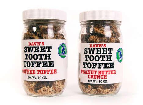 Homemade Toffee Treats