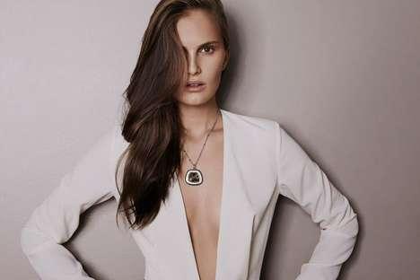 Raw Diamond Jewelry Ads