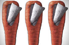 Zipper-Free Sleeping Bags