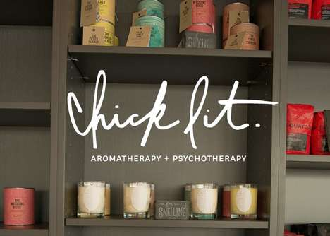 Psychology-Themed Candles