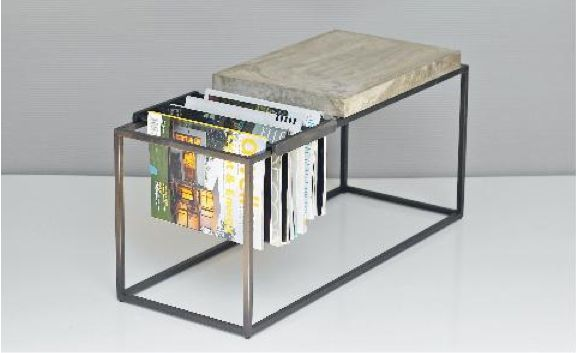 Unique Utilitarian Tables