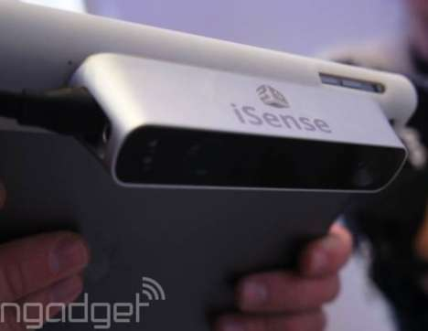 Portable 3D Scanners