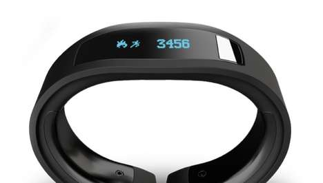 Comprehensive Fitness Accessories - Movea G-Series Tracked Activity and Examined Posture at CES 2014