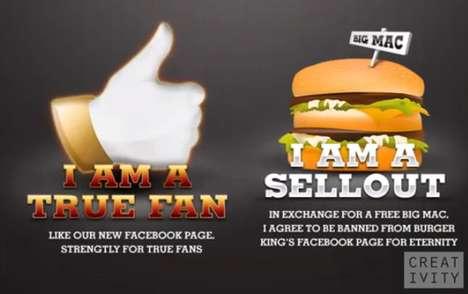 Loyalty-Testing Burger Campaigns