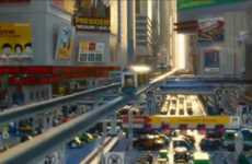 Toy Brick Musical Trailers - This LEGO Movie TV Spot Sings its Praise