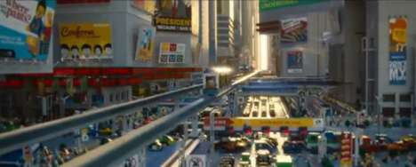 Toy Brick Musical Trailers