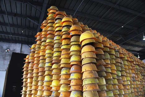 Yellow Construction Hat Abodes