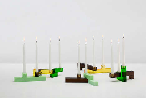 Tetris-Inspired Candlesticks
