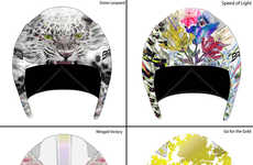 Crowdsourced Olympic Helmet Designs