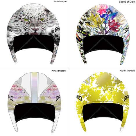 Crowdsourced Olympic Helmet Designs