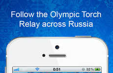 Immersive Olympic Event Apps