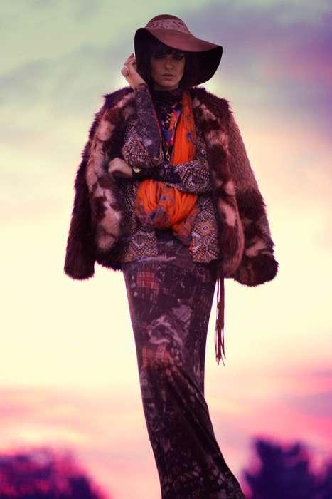 Layered Boho Fashion