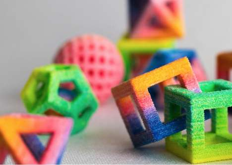 Dessert-Producing 3D Printers